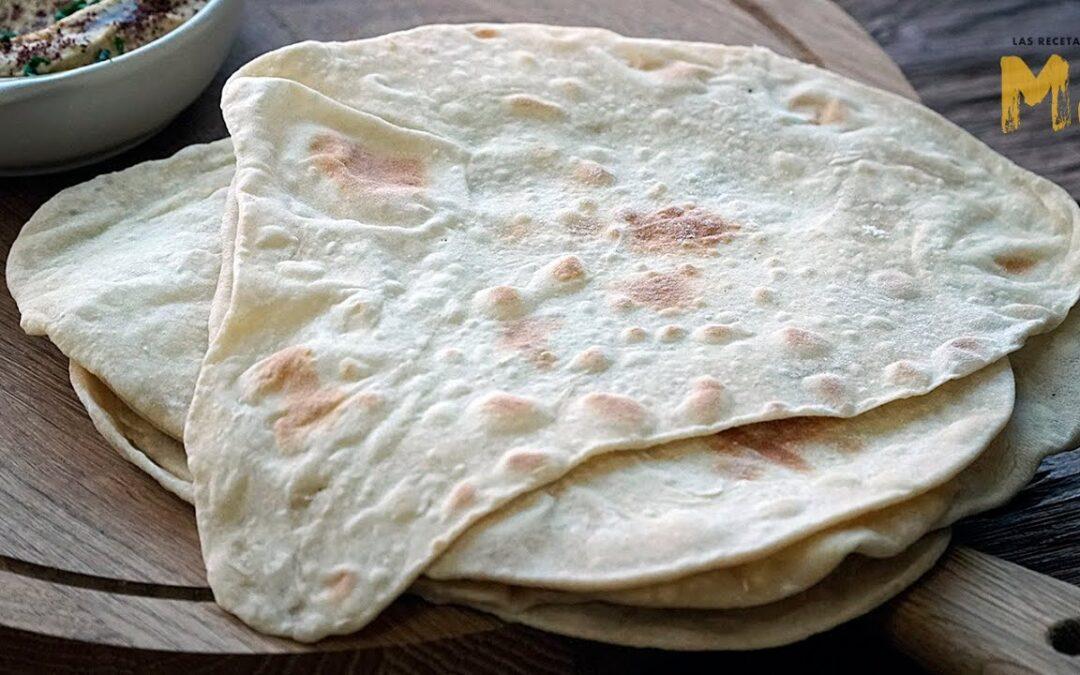 LAVASH (TORTILLAS DE TRIGO XL) | El pan del Imperio persa