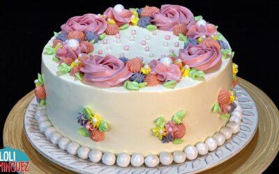 Torta especial para el día de la madre – Sabor naranja y chocolate