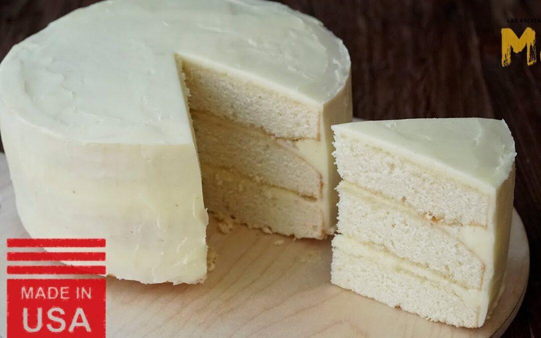 WHITE CAKE La fabulosa tarta blanca sureña